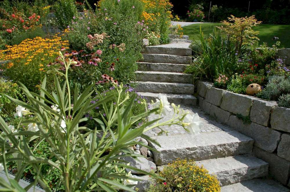 garten am hang - Garten Und Landschaftsbau